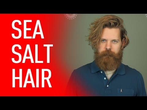 Sea Salt Men's Hairstyle Guide - Beach Hair | Eric Bandholz