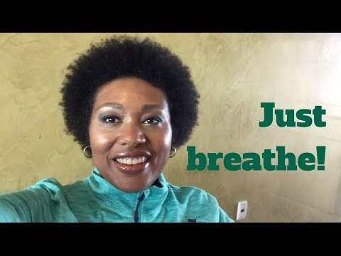 Just Breathe! - Dating God's Way In My 40's