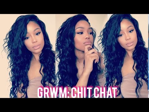 Chit Chat GRWM | Dating again! Not Good Enough?