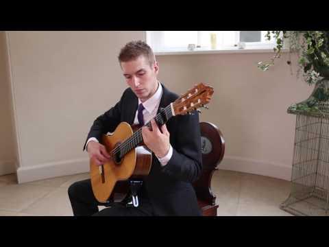 Under The Bridge - Classical Guitar