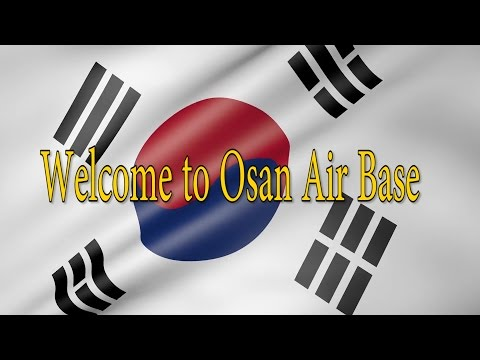 Welcome to Osan