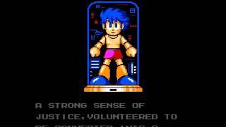 Mega Man IV - Intro