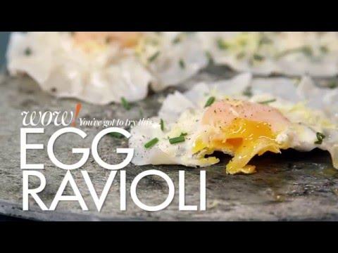 Egg Ravioli   Wow!   Cooking Light