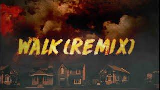 Comethazine & A$AP Rocky - Walk (Remix) (Official Audio)