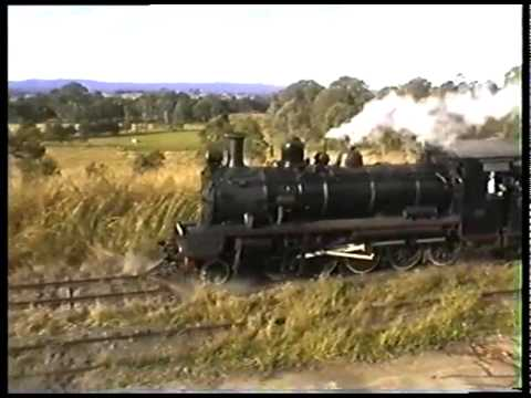 Mary Valley Rattler - Gympie, Qld.mp4