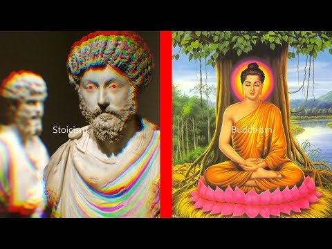 Stoicism and Buddhism (Lessons, Similarities and Differences)