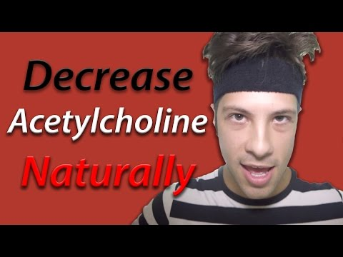 7 Ways to DECREASE Acetylcholine Naturally