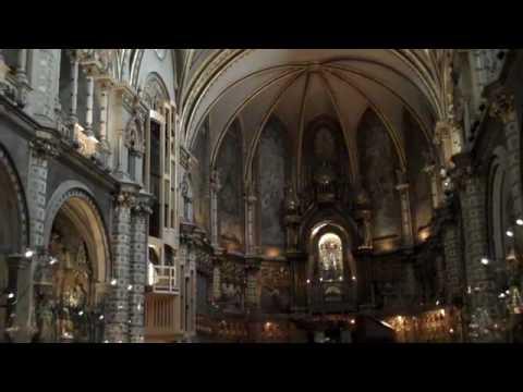 Montserrat Basilica - Spain