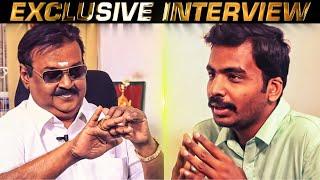 Captain Vijayakanth - Madai Thiranthu 100th Special Interview
