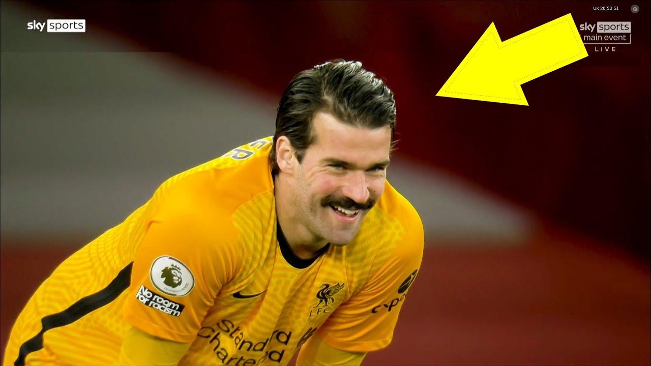Liverpool Funny Moments You May Have Missed   Alisson, Joel Matip, Van Dijk, Salah, Robertson