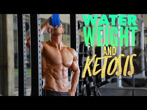 Low Carb and Water Weight: Keto and Dehydration