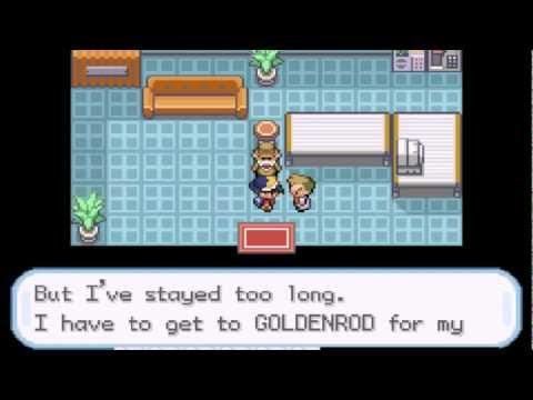Pokemon Shiny Gold X Walkthrough Part 1 - Totodile !