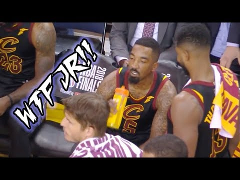 Cleveland Cavaliers vs  Warriors! JR SMITH RUINS BIGGEST GAME OF CAREER!! NBA Finals Game 1