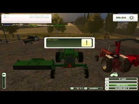 Farming Simulator 2013 mod spotlight :: S1E3 :: HAY!