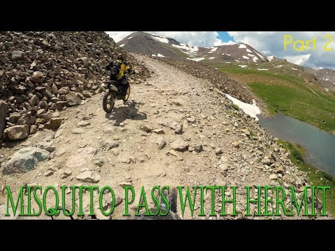 Mosquito Pass With Hermit  PT 2