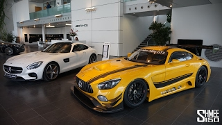 My Amg Gt R Starts Here... The Engine Factory
