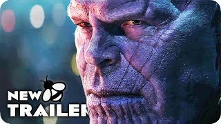 Avengers 3: Infinity War Super Bowl Trailer (2018)