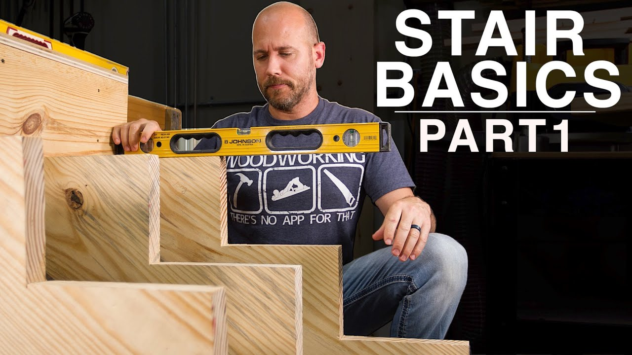 First Time Building Stairs - Everything You Need To Know