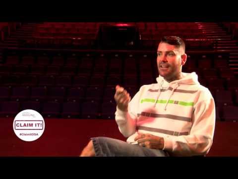 Shane Lynch Part 2 - Boyzone's Shane discusses his dyslexia diagnosis