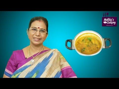 Mysore Rasam | Mallika Badrinath |  Karnataka Cuisine