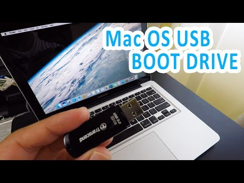 How to create a MAC OS USB Bootable Drive