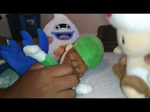 YF Movie: Luigi's Voodoo Doll