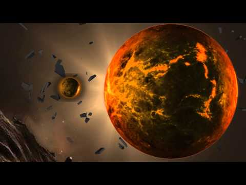Planets Moving Live Wallpaper