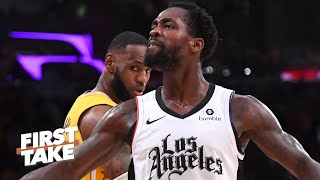 Are the Clippers the team to beat if the NBA returns?   First Take