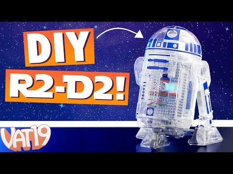 R2-D2 Droid Inventor Kit | NEW Star Wars toy!