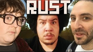 Reckful plays Rust with Andy Milonakis & Greek