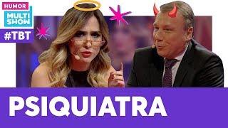 Download Tatá Werneck Entrevista Psiquiatra | #TBT Lady Night | Humor Multishow Video