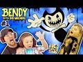 Download Video Download EVIL MICKEY MOUSE!??! BENDY & THE INK MACHINE: Chapter 1 😱 FGTEEV 2 Scary Kids Gameplay Jump Scares 3GP MP4 FLV