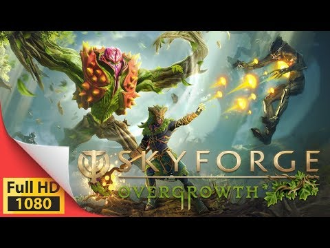 Skyforge Free Overgrowth expansion trailer - PC PS4 XO