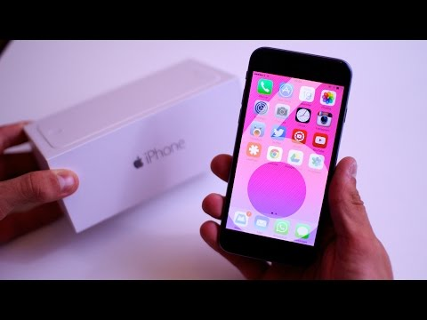 Not Just An iPhone 6 Unboxing (Hands On & Overview!)