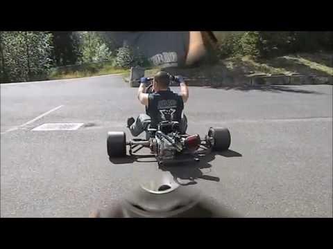 Drift Trike Sleeve Install