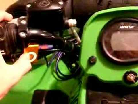 fourwheeler stereo