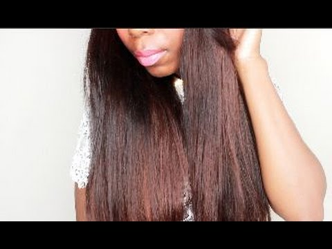 Dark to Chestnut Brown Hair with L'Oreal Wild Ombre Kit!