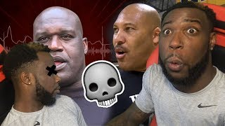 I CANT BELIEVE THIS FIRE! ! SHAQ DISS TRACK TO LAVAR BALL! THERES NO COMEBACK!