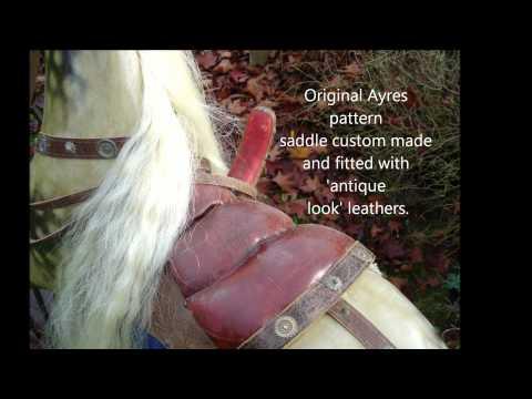 F H Ayres Rocking Horse restoration