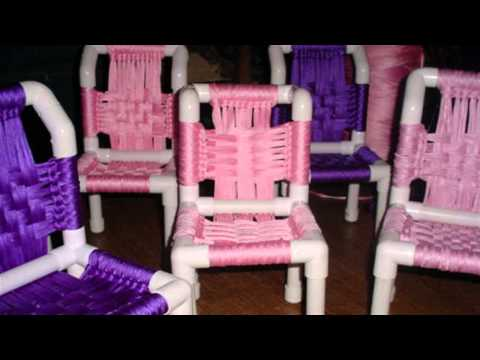 HOW TO : Build a PVC Chair