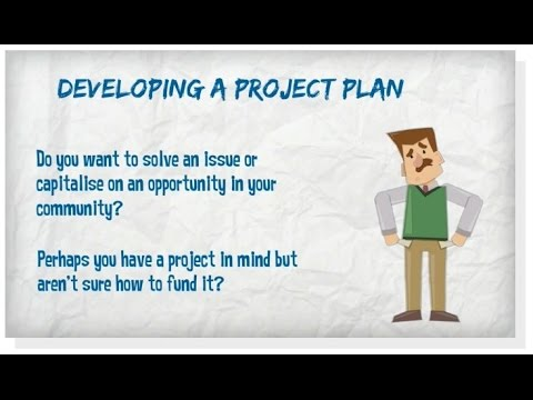 #1 - Developing a Project Plan