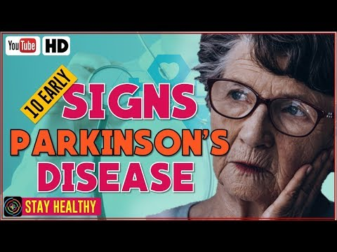 10 Early Warning Signs and Symptoms of Parkinson's Disease You Should Know