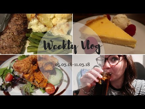 Weekly Vlog | Frightful Frogs & Mothers Day 🐸💐
