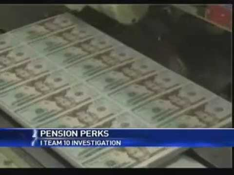 I-Team 10 investigation preview: Pension perks