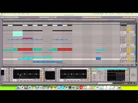 How To Get a Punchy Kick in Ableton Live 9 with New Glue Compressor