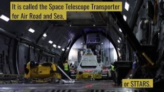 Webb Moves to NASA