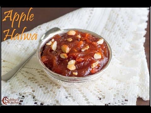 Apple Halwa | Diwali Sweets