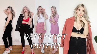 4 Date Night Outfit Ideas!
