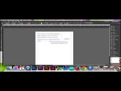 How to Link a Hyperlink and Email in InDesign