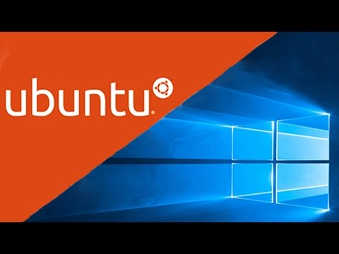 Install Bash on Ubuntu on Windows 10